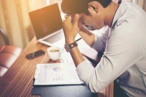 2 oorzaken van ongezonde stress