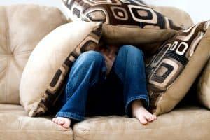 Hoe kan ik omgaan met angst en onzekerheid?